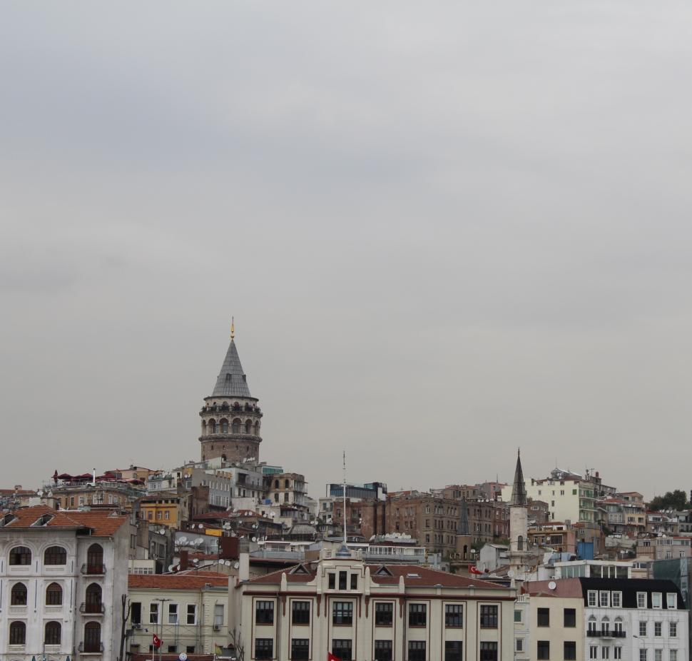 Download Free Stock HD Photo of galata karakoy from istanbul  Online