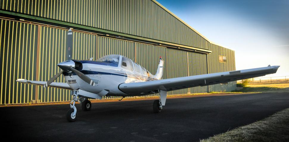 Download Free Stock HD Photo of Private Plane Online