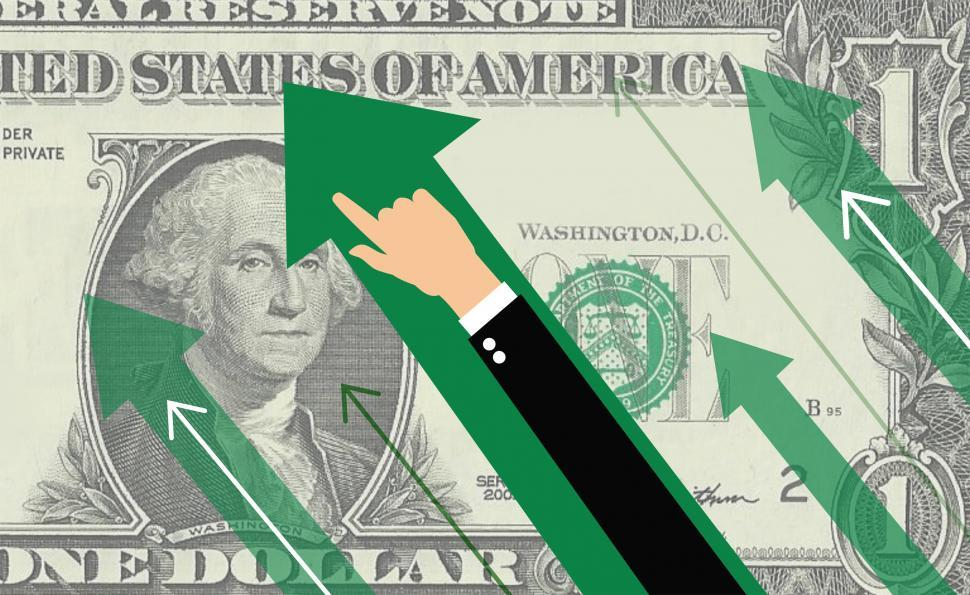 Download Free Stock HD Photo of The incredible mighty dollar Online
