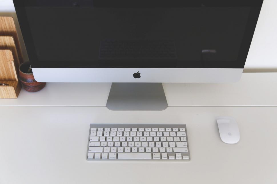 Download Free Stock HD Photo of Desktop computer Online