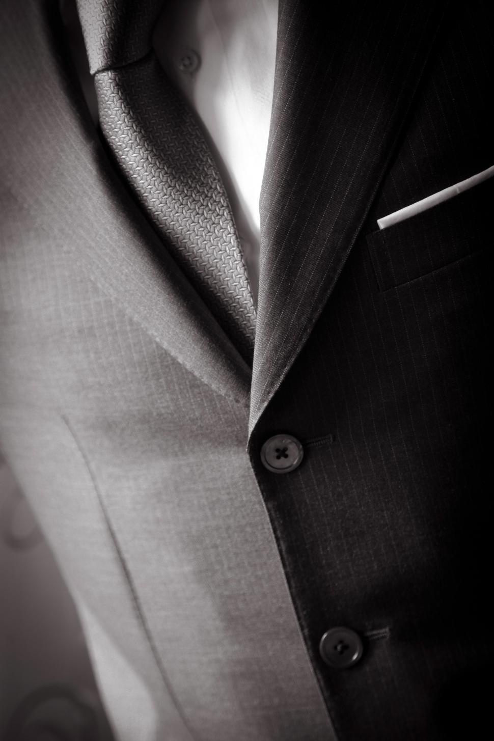 Download Free Stock HD Photo of An elegant formal suit Online