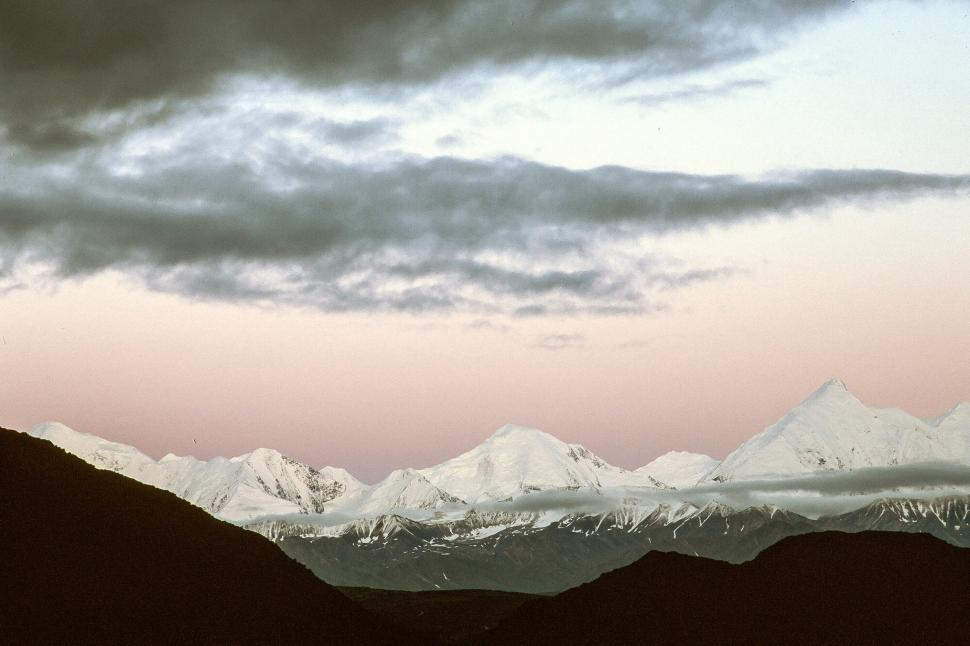 Download Free Stock HD Photo of Mount McKinley - now Denali Online