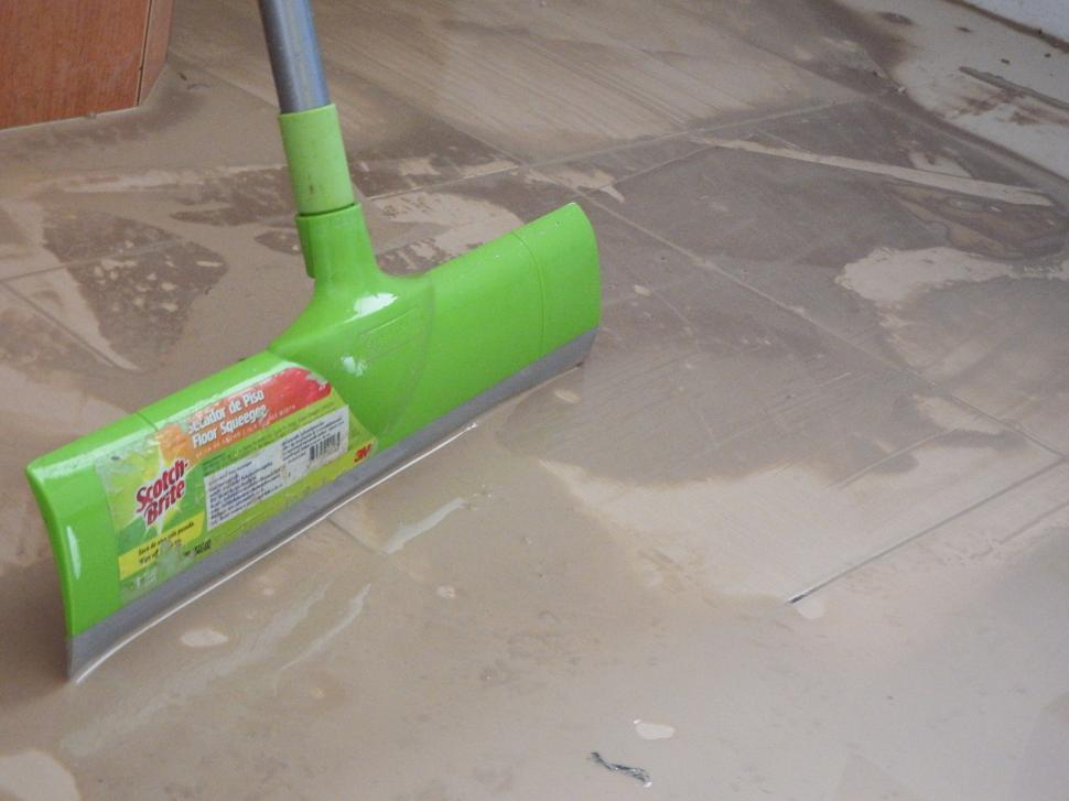 Download Free Stock HD Photo of Cleaning up a dirty floor  Online