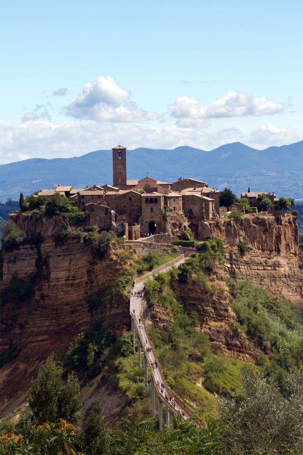 Download Free Stock HD Photo of Civita di Bagnoregio, The Dying City Online