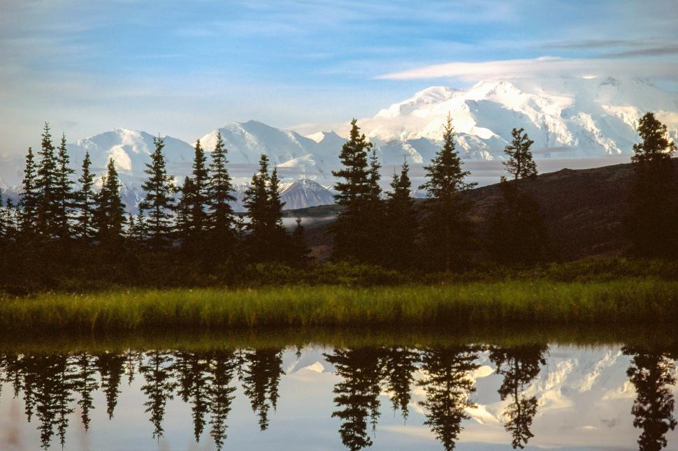 Download Free Stock HD Photo of Mount McKinley Online