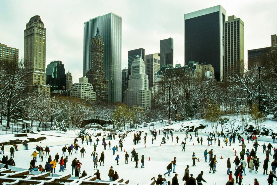 Download Free Stock HD Photo of Central Park Online