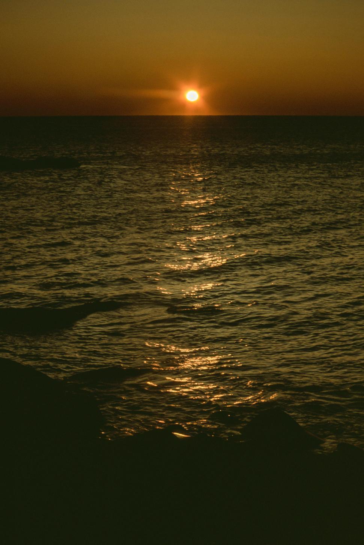 Download Free Stock HD Photo of Ocean Sunrise Online