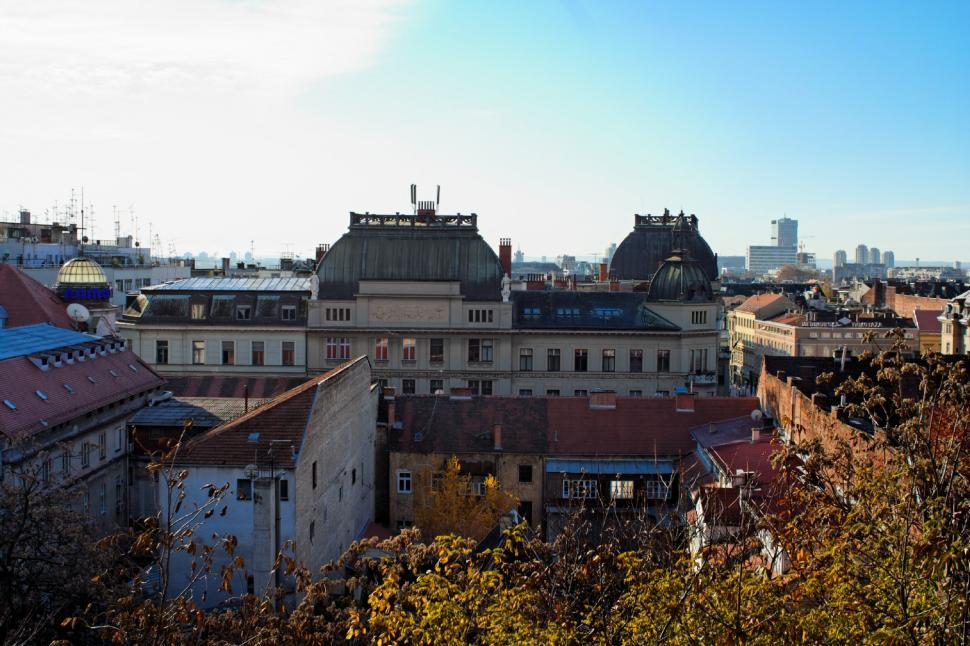 Download Free Stock HD Photo of Zagreb, Croatia Online