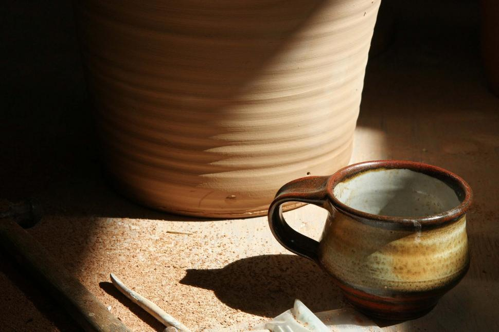 Download Free Stock HD Photo of Ceramic mug Online