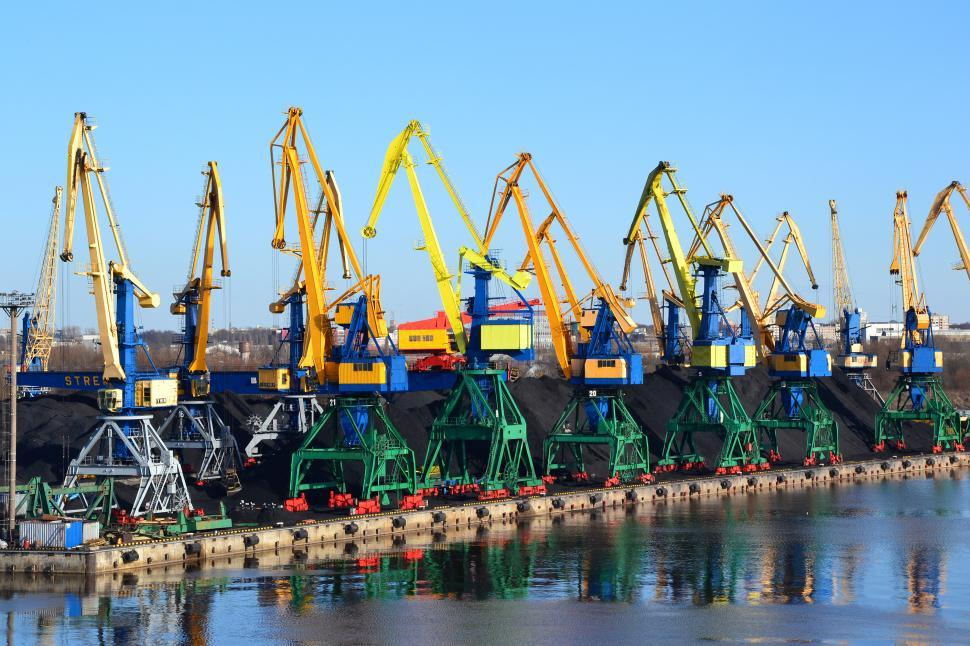 Download Free Stock HD Photo of Cranes in Latvia  Online