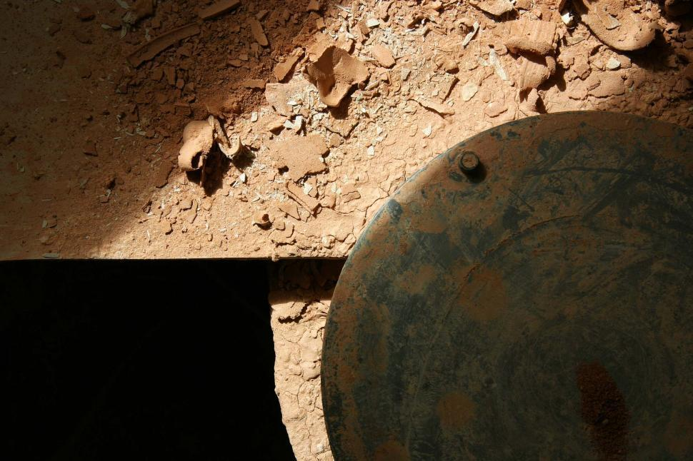 Download Free Stock HD Photo of Dry clay Online