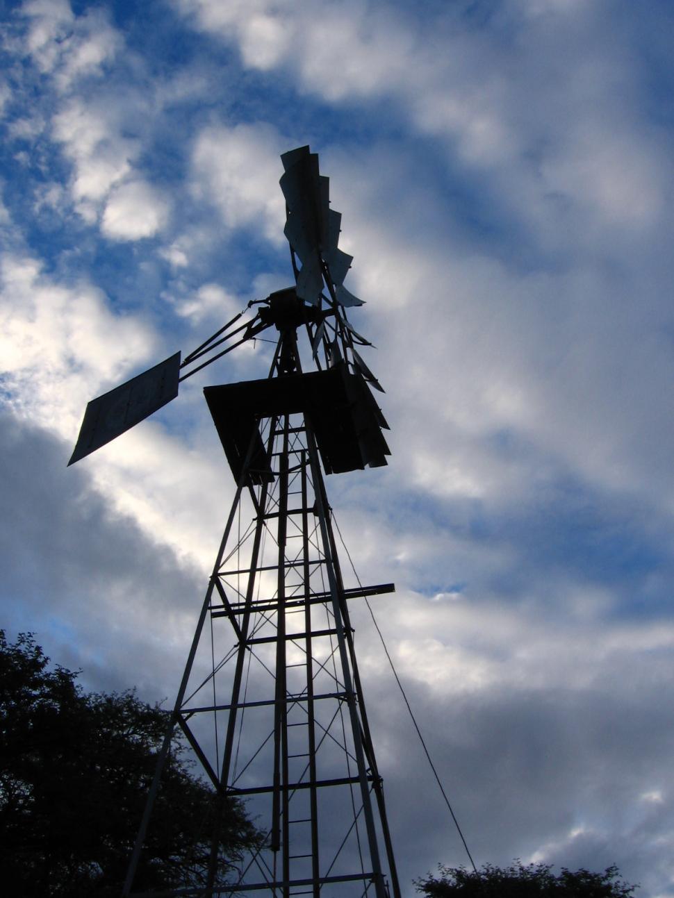 Download Free Stock HD Photo of Windpump Online