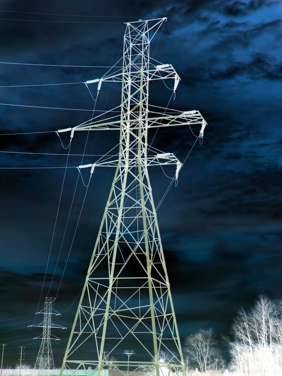 Download Free Stock HD Photo of Electric Pylon Online