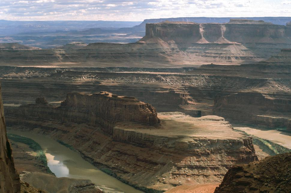 Download Free Stock HD Photo of Dead Horse Point Online