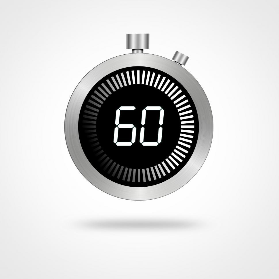 Download Free Stock HD Photo of Stopwatch - Countdown concept Online
