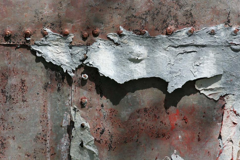 Download Free Stock HD Photo of Torn metal Online
