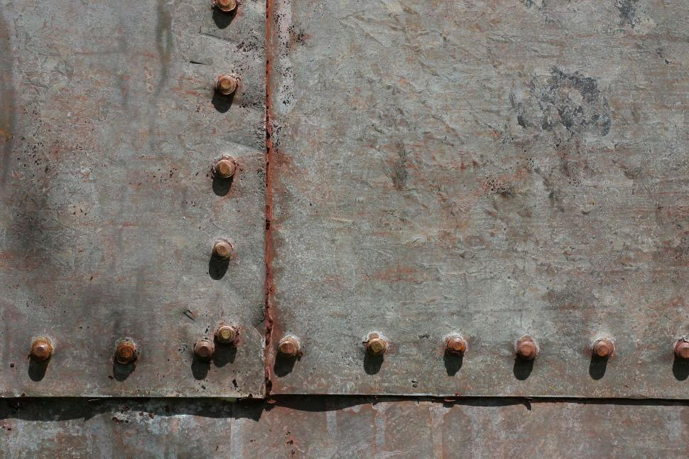 Download Free Stock HD Photo of Weathered metal Online