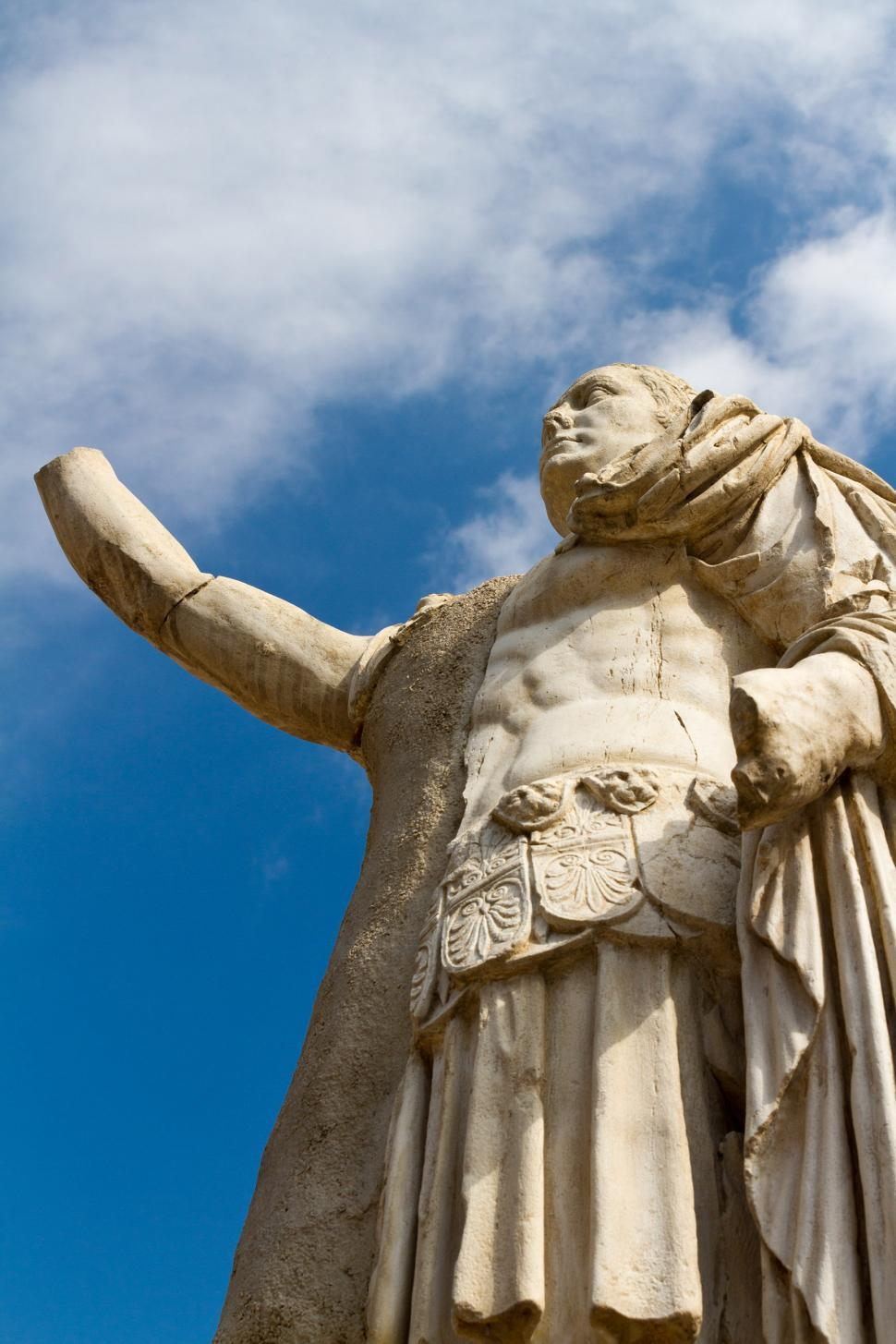 Download Free Stock HD Photo of Statue of Roman Online