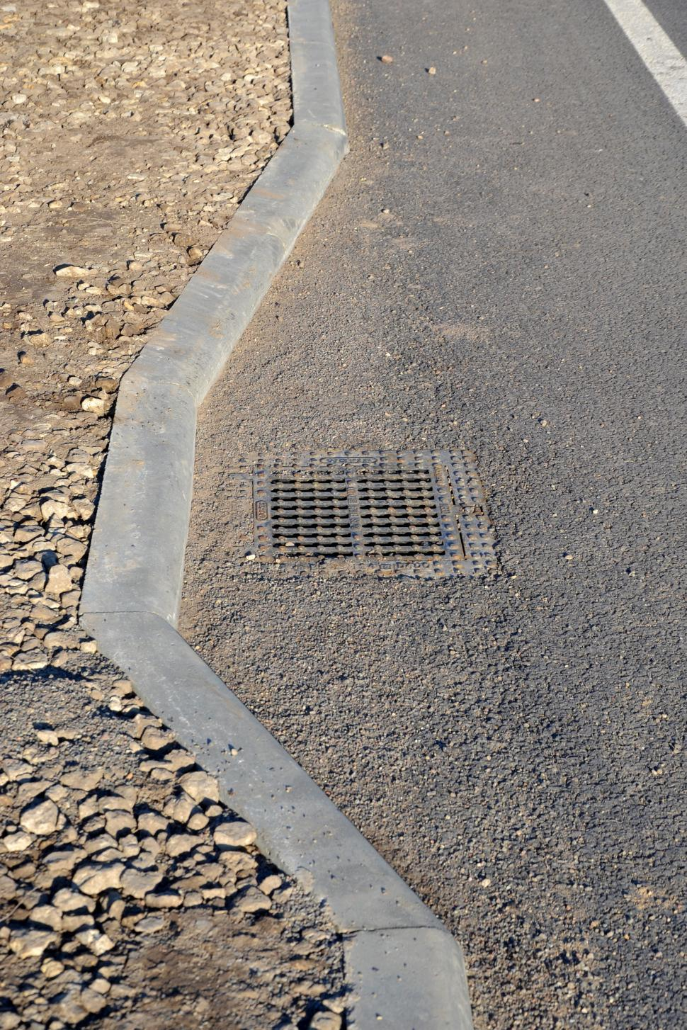 Download Free Stock HD Photo of Road drainage  Online