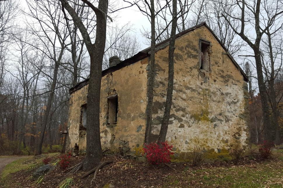 Download Free Stock HD Photo of Abandoned Old Stone House Online