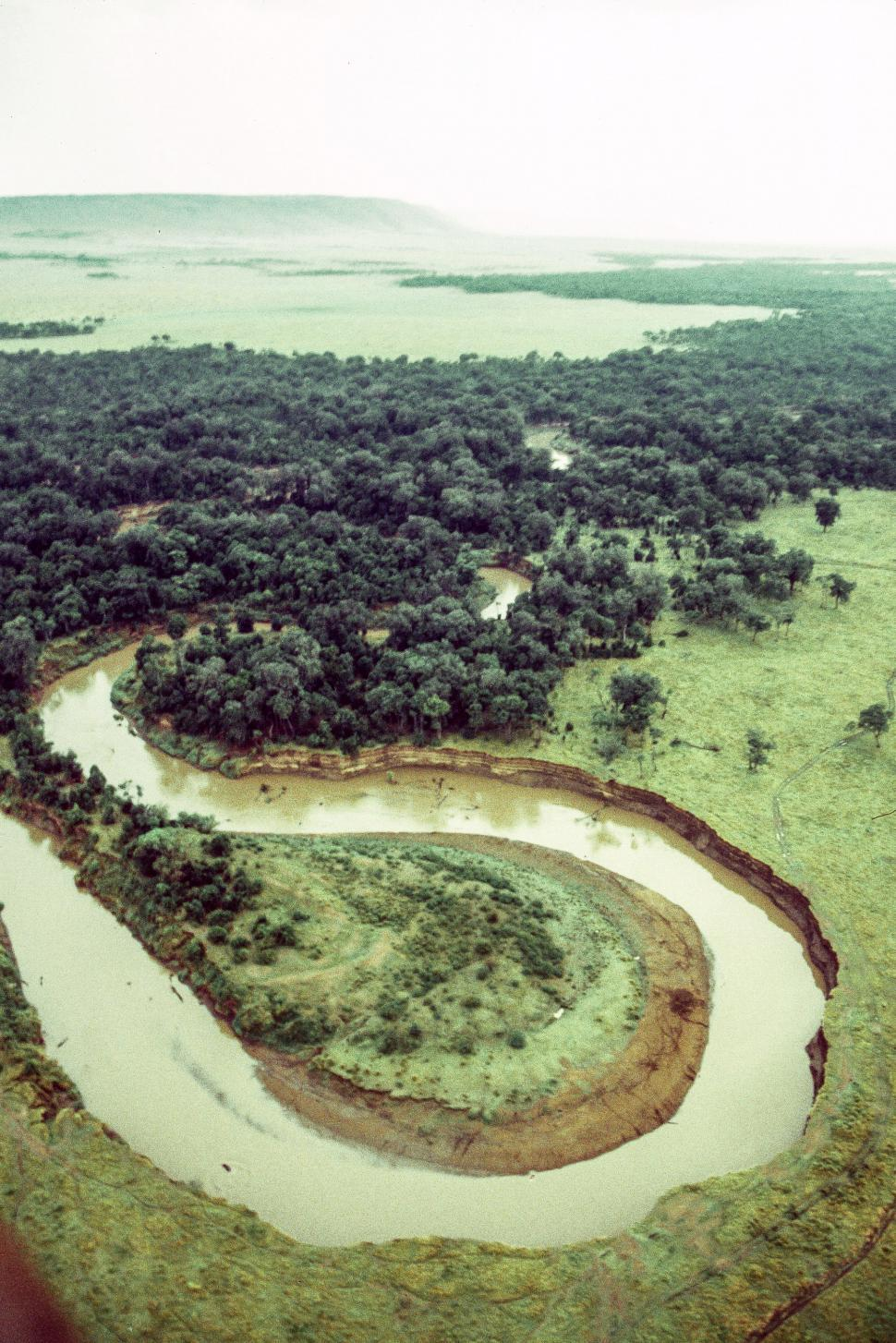 Download Free Stock HD Photo of Mara River in Tanzania Online