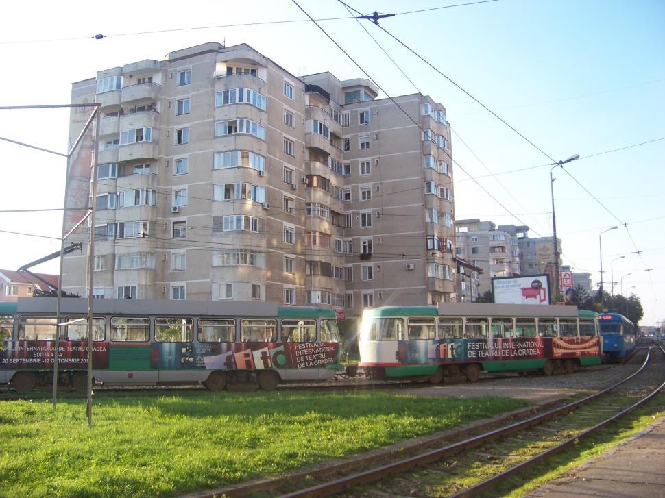 Download Free Stock HD Photo of Block of flats in Oradea  Online