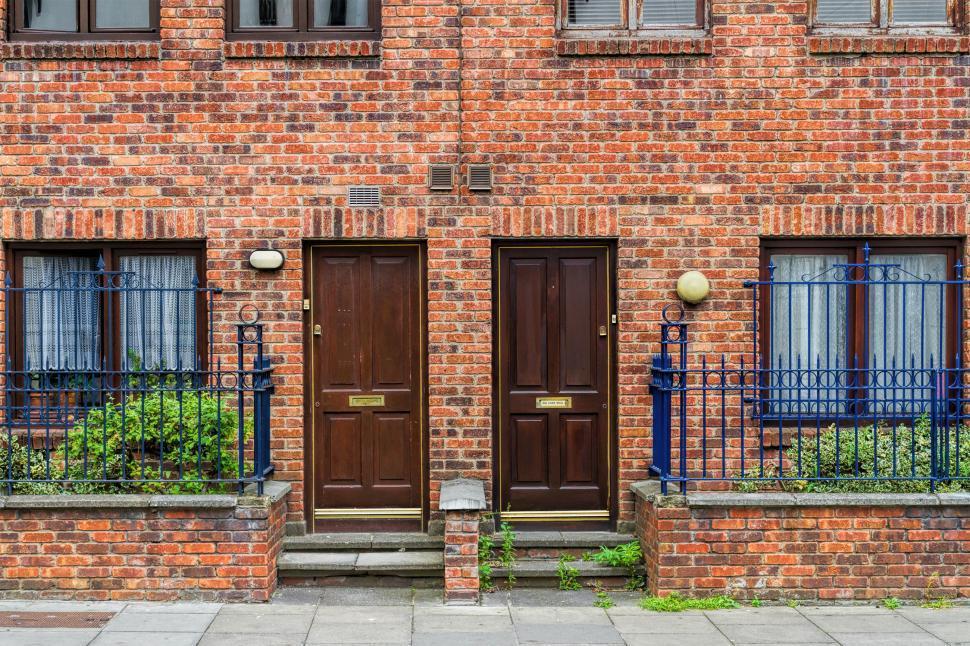 Download Free Stock HD Photo of Doors in Dublin Online