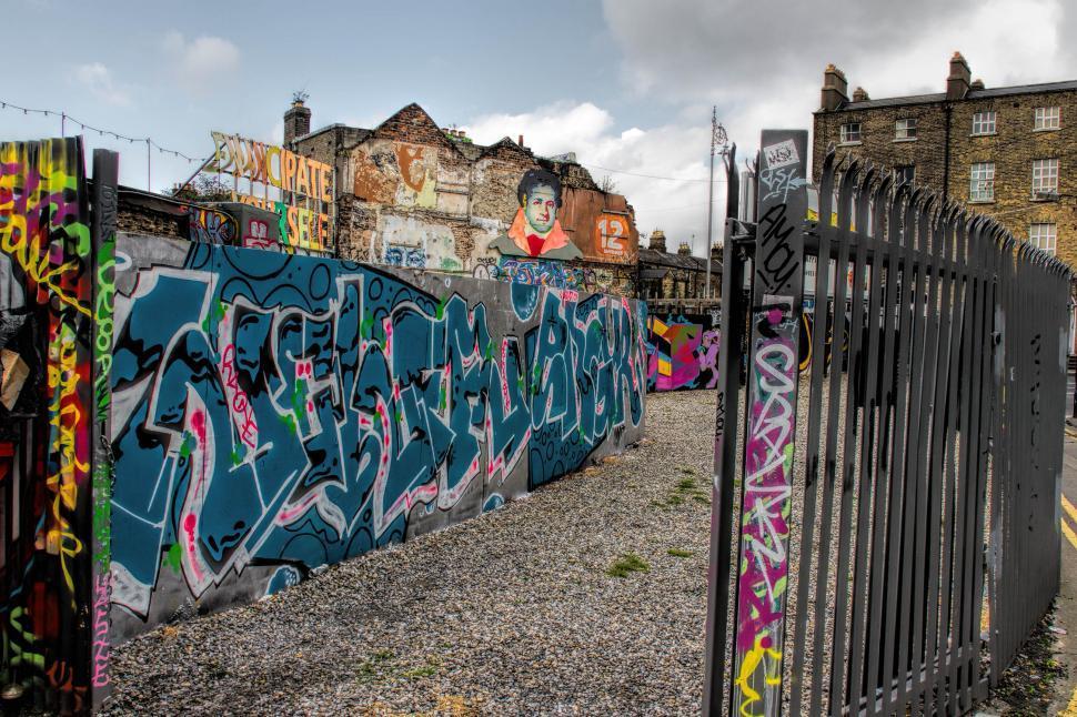 Download Free Stock HD Photo of Urban Graffiti Online
