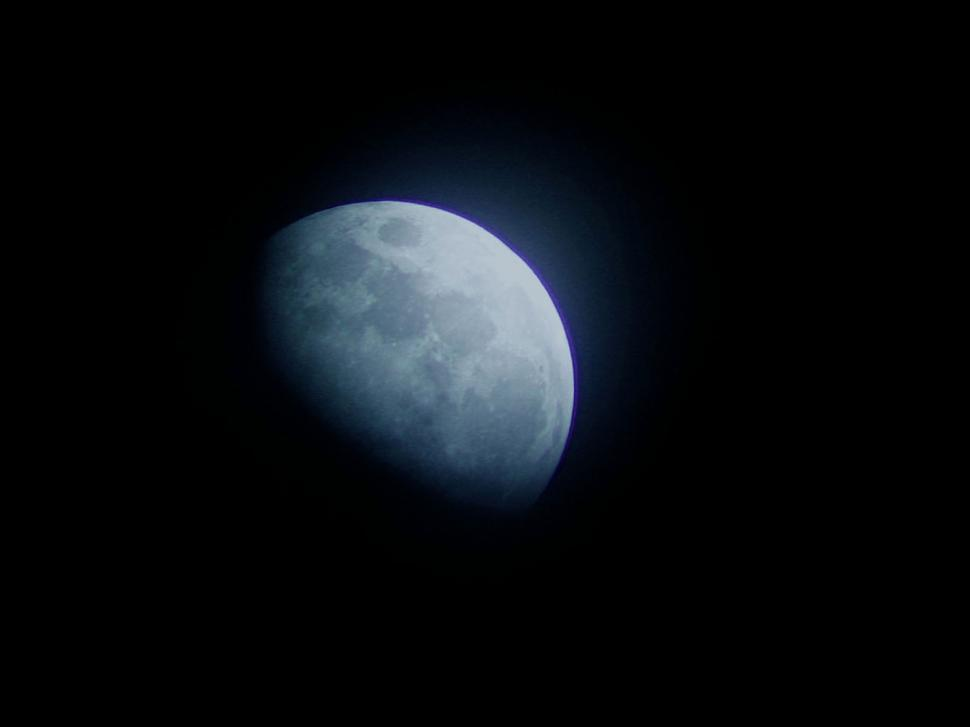 Download Free Stock HD Photo of Moon Shadow Online