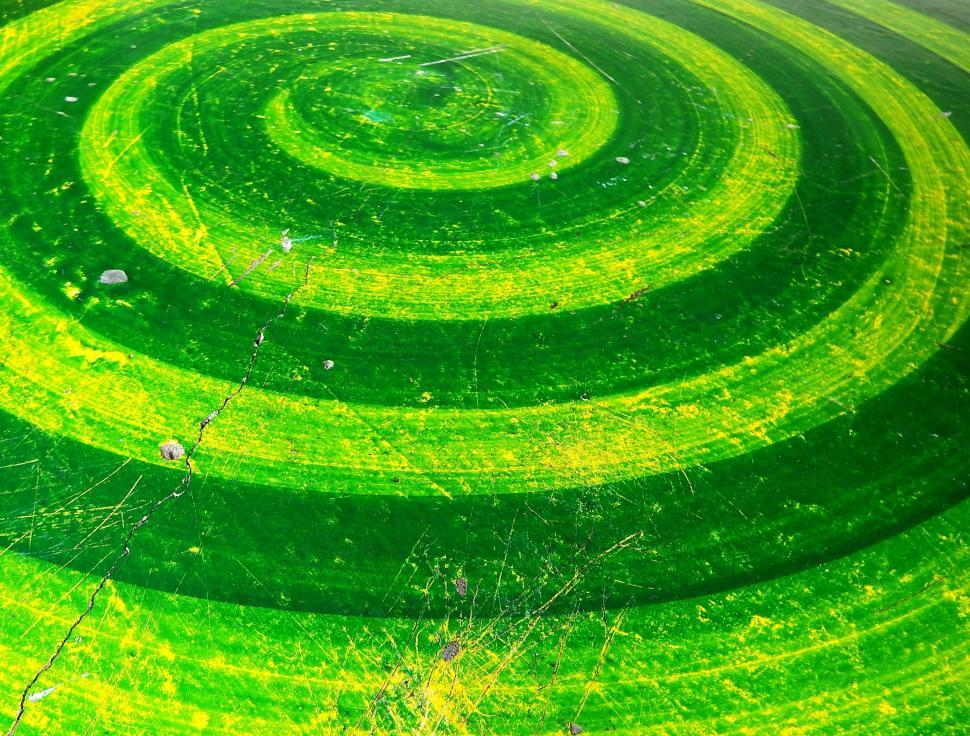 Download Free Stock HD Photo of Green Spiral Background  Online