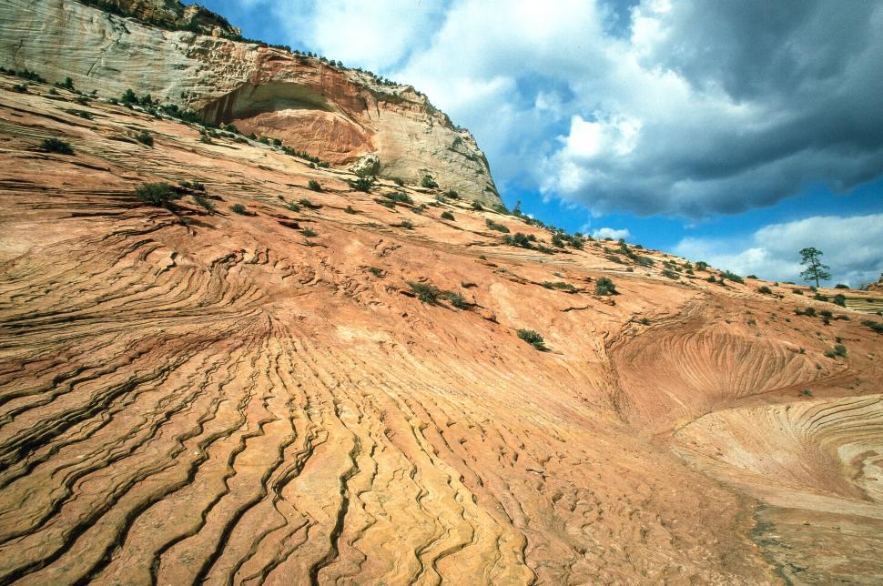 Download Free Stock HD Photo of Navajo Sandstone Online