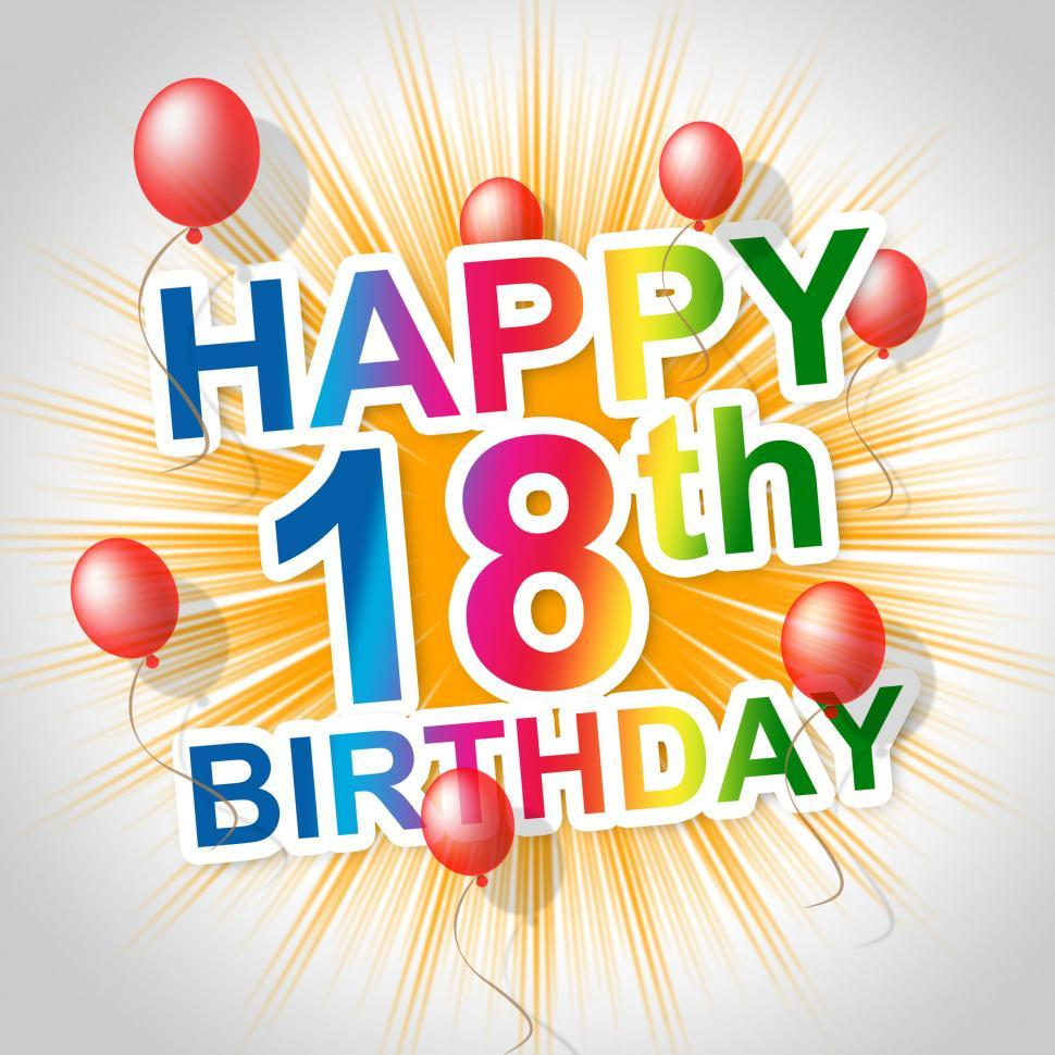 Get Free Stock Photos Of Happy Birthday Means Congratulations