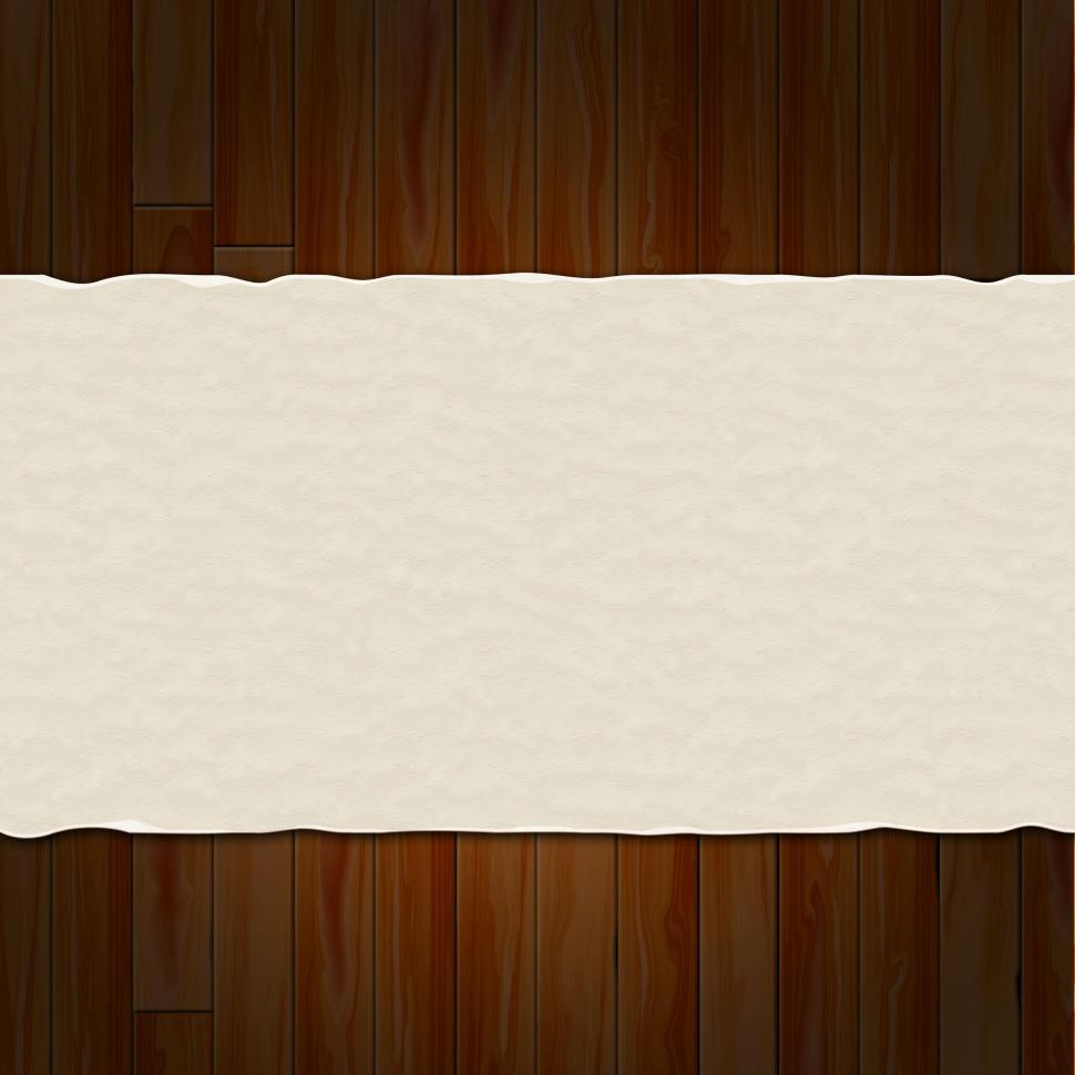 Download Free Stock HD Photo of Paper Copyspace Indicates Blank Page And Panelling Online