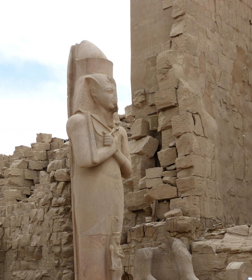 Download Free Stock HD Photo of Ancient Egyptian Ruins  Online