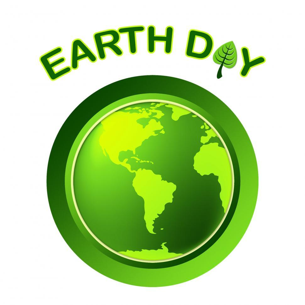 Download Free Stock HD Photo of Earth Day Represents Eco Friendly And Eco-Friendly Online
