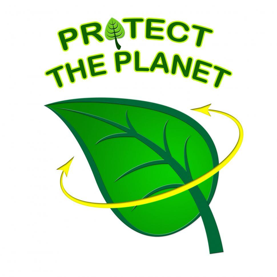 Download Free Stock HD Photo of Eco Friendly Represents Earth Day And Conservation Online