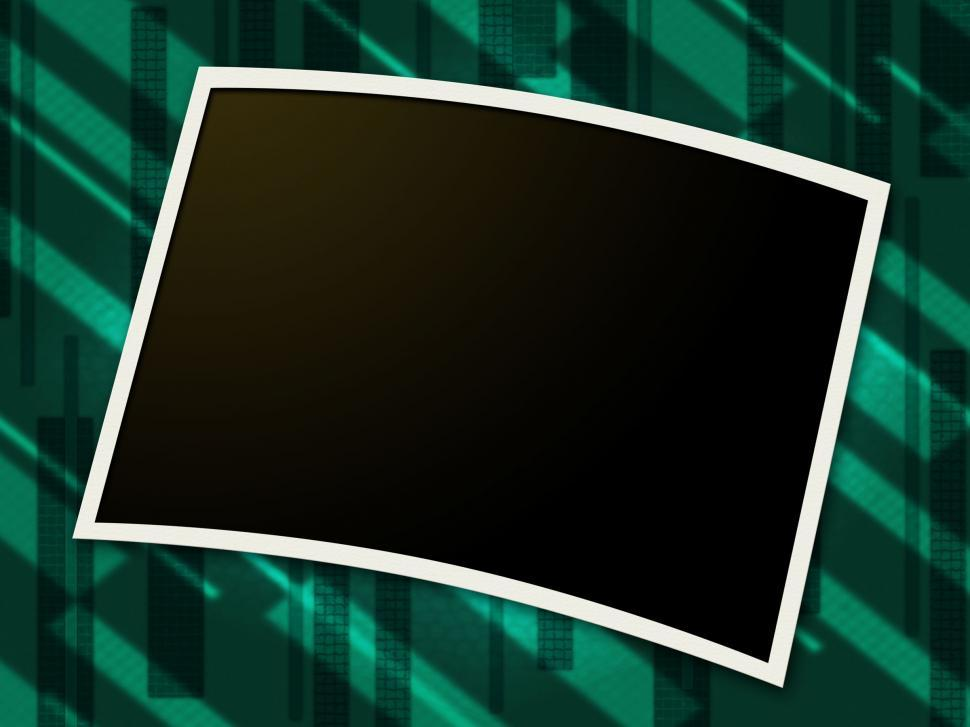 Download Free Stock HD Photo of Photo Frames Means Text Space And Copy Online