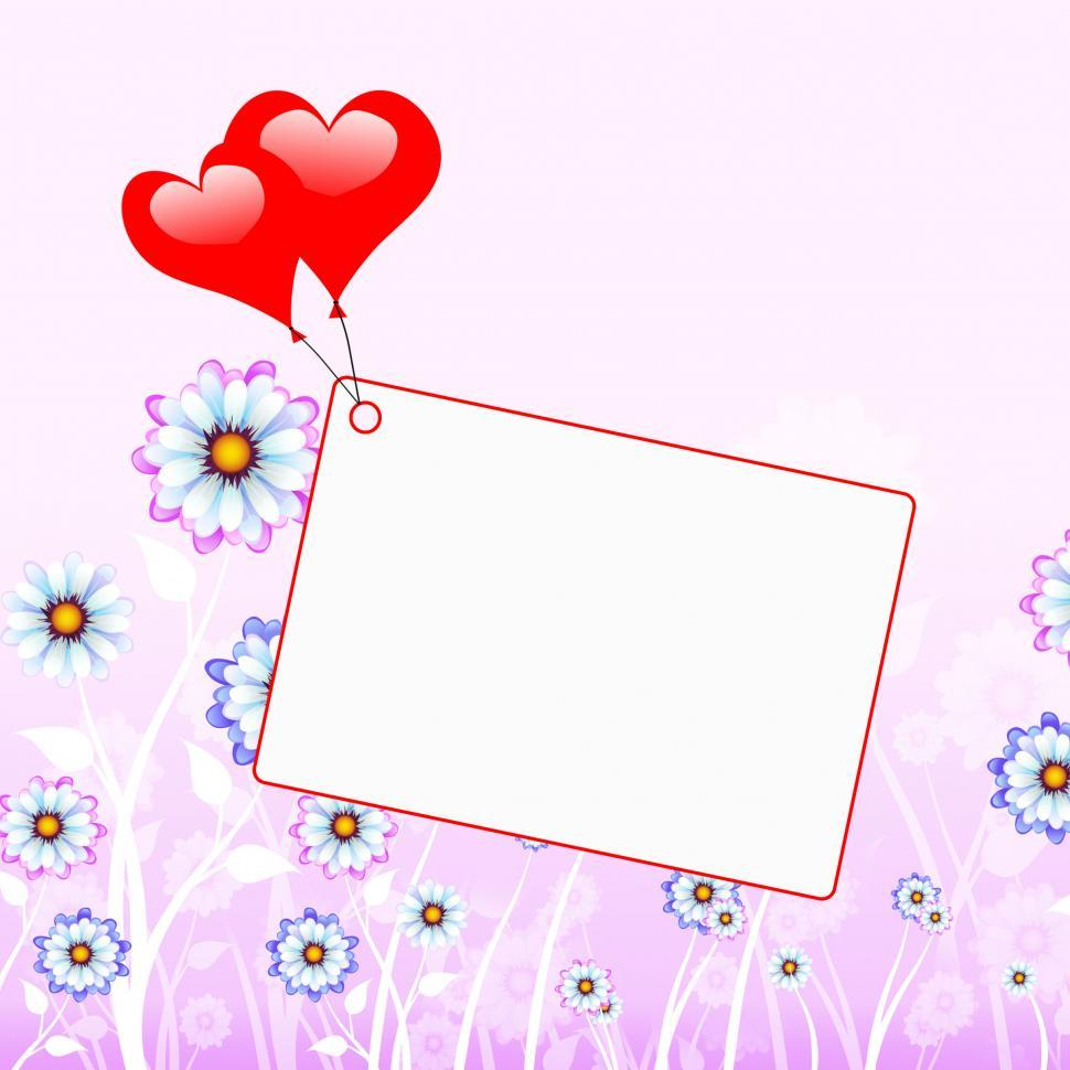 Download Free Stock HD Photo of Heart Copyspace Shows Valentine s Day And Copy-Space Online