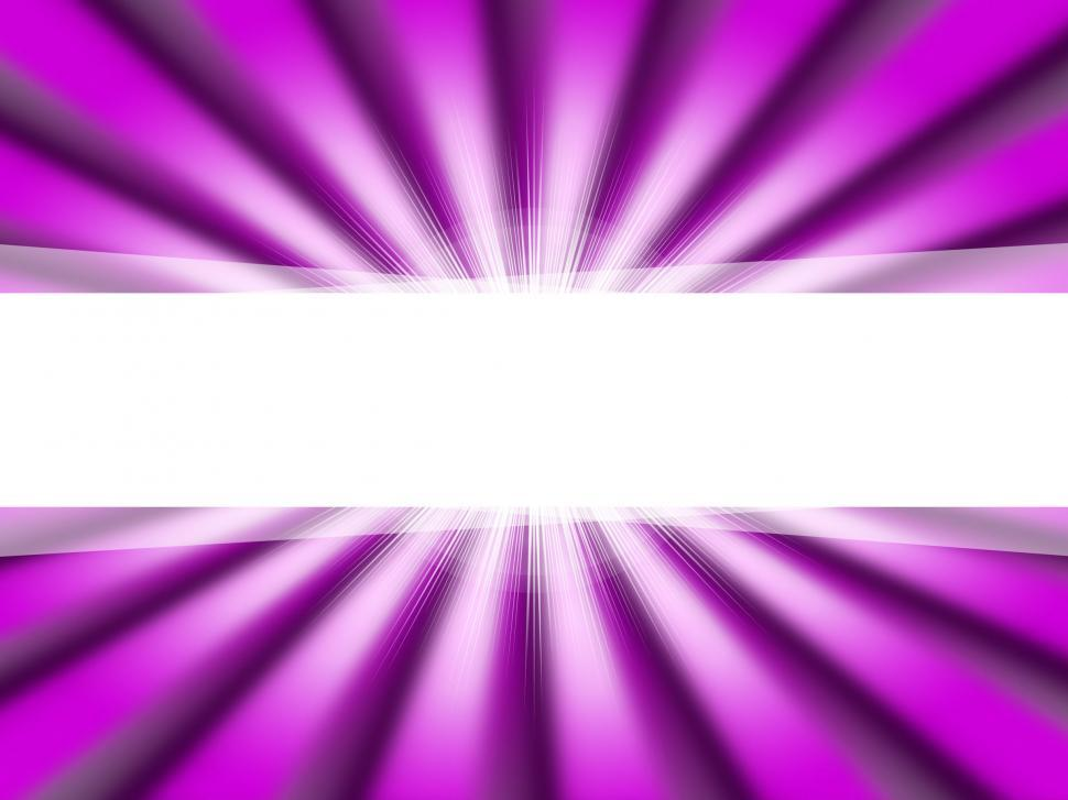 Download Free Stock HD Photo of Background Mauve Shows Sun Rays And Backdrop Online