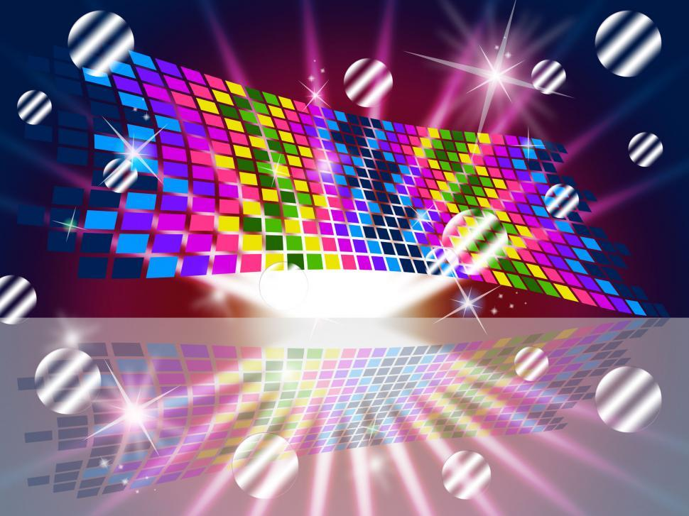 Download Free Stock HD Photo of Squares Pattern Shows Multicolored Colors And Colourful Online