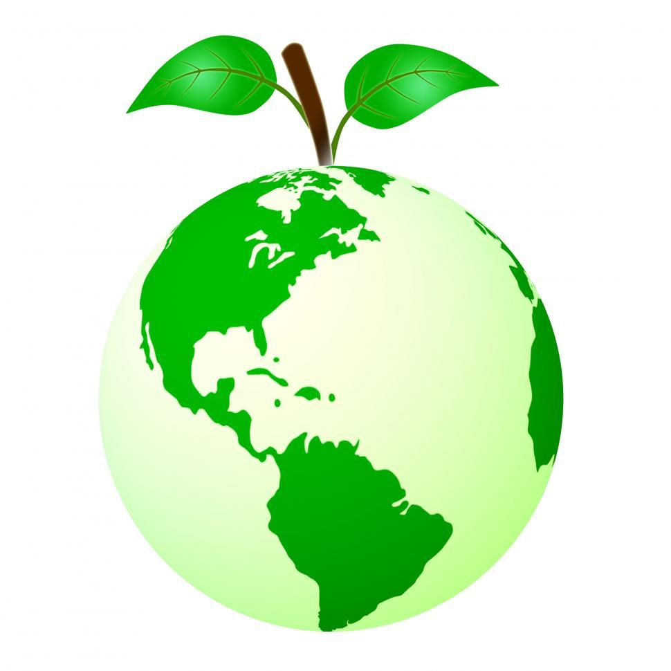 Download Free Stock HD Photo of Eco Friendly Indicates Reuse Protection And Recycling Online