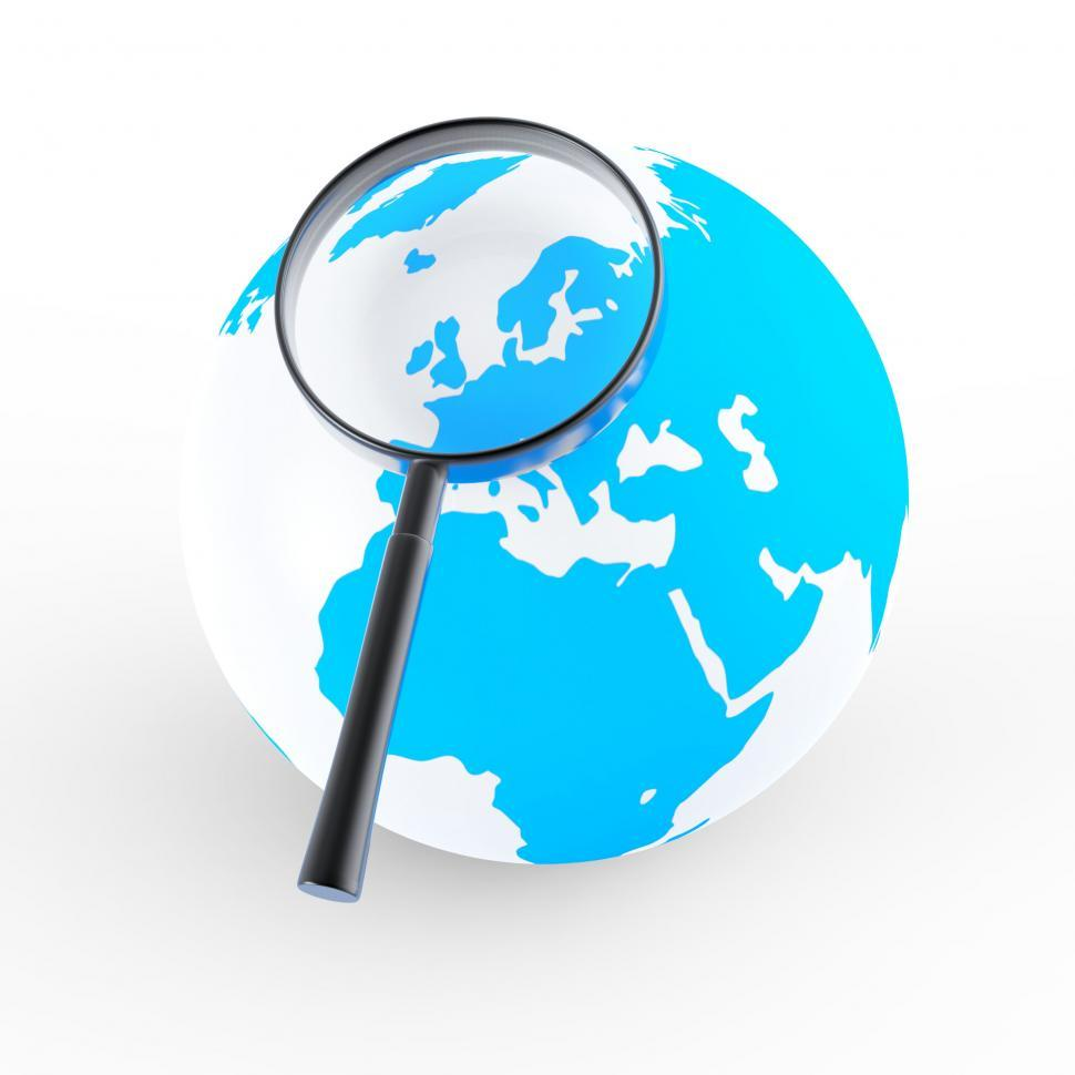 Download Free Stock HD Photo of Search Www Indicates World Wide Web And Global Online