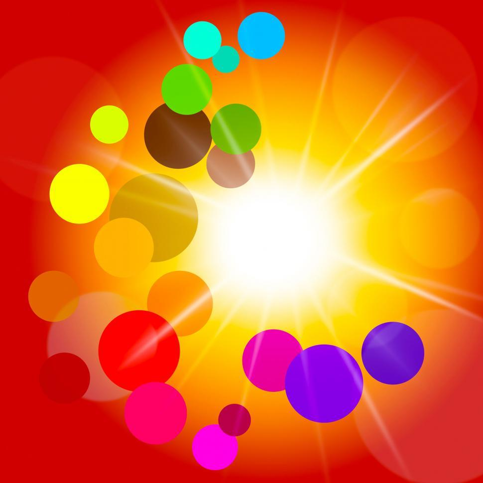 Download Free Stock HD Photo of Circles Sun Indicates Light Burst And Summer Online