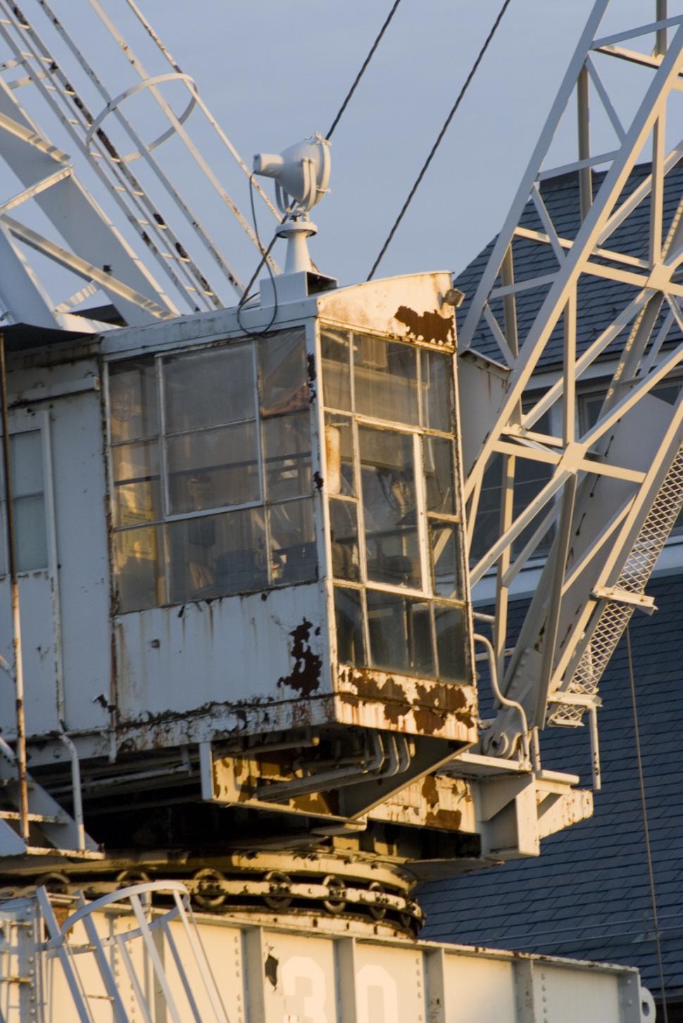 Download Free Stock HD Photo of Drydock Crane Online