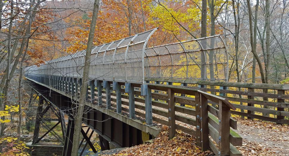 Download Free Stock HD Photo of Ken Lockwood Gorge Bridge High Bridge NJ Online
