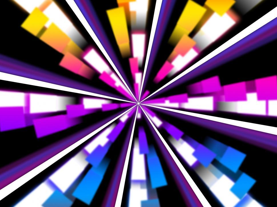 Download Free Stock HD Photo of Wheel Background Means Chromatic Segments And Beams  Online