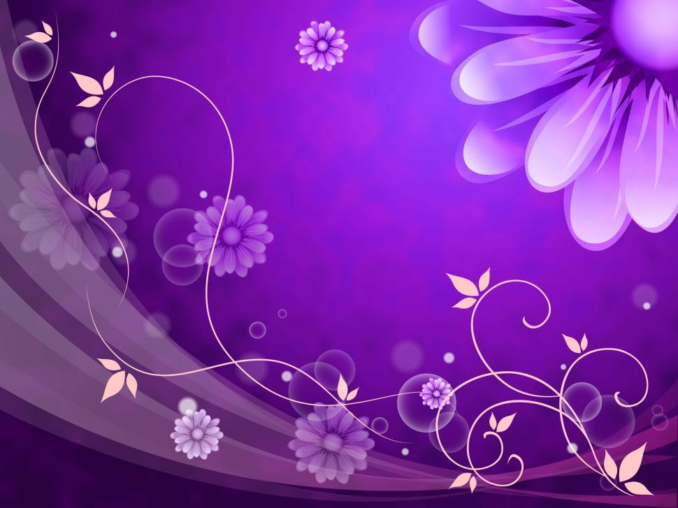 Download Free Stock HD Photo of Flowers Background Shows Blossoms Buds And Petals  Online