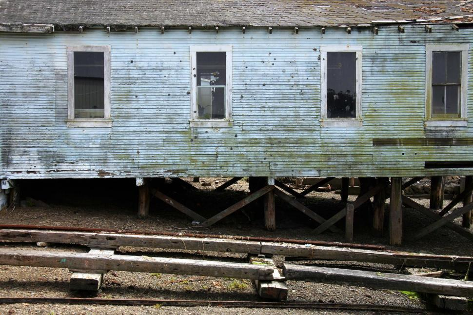 Download Free Stock HD Photo of Weathered building Online