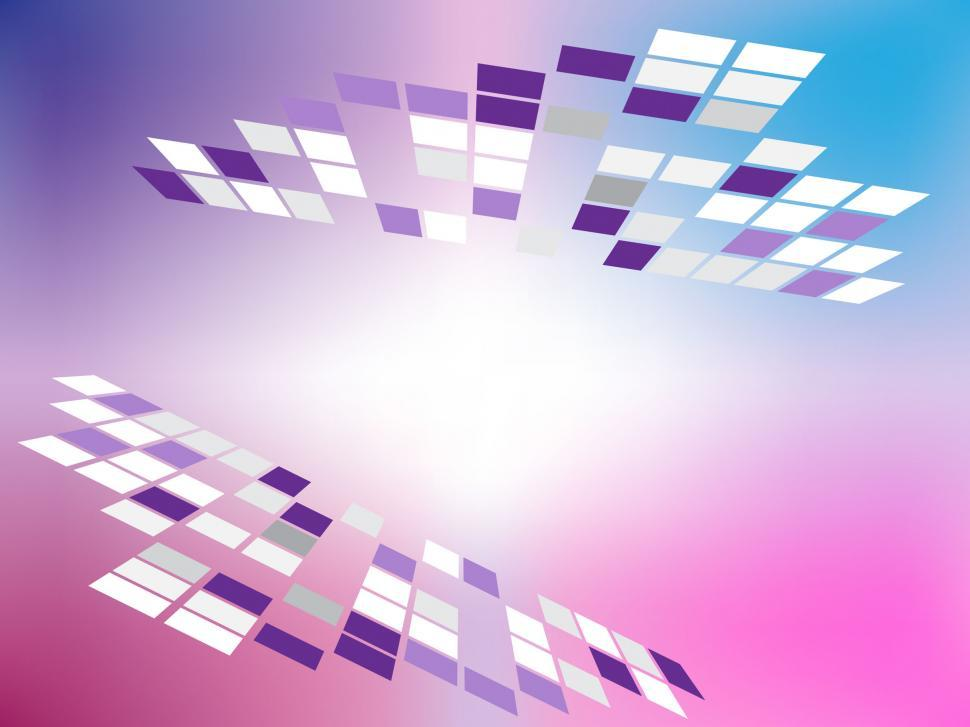 Download Free Stock HD Photo of Square Grids Background Means Geometric Design Or Digital Art  Online