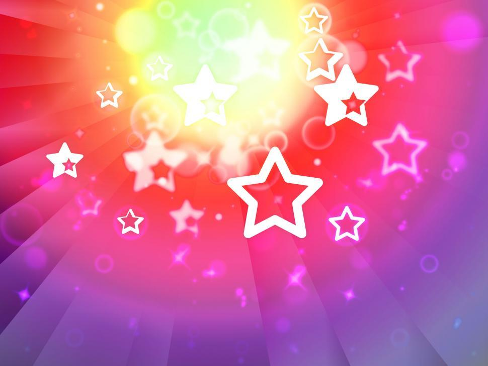 Download Free Stock HD Photo of Stars Background Shows Shining Stars Or Glittery Design  Online